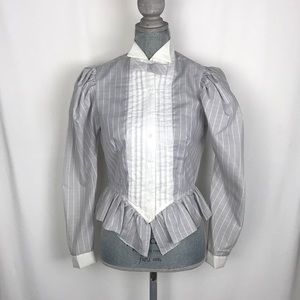 Victorian Vintage Style Byer California top